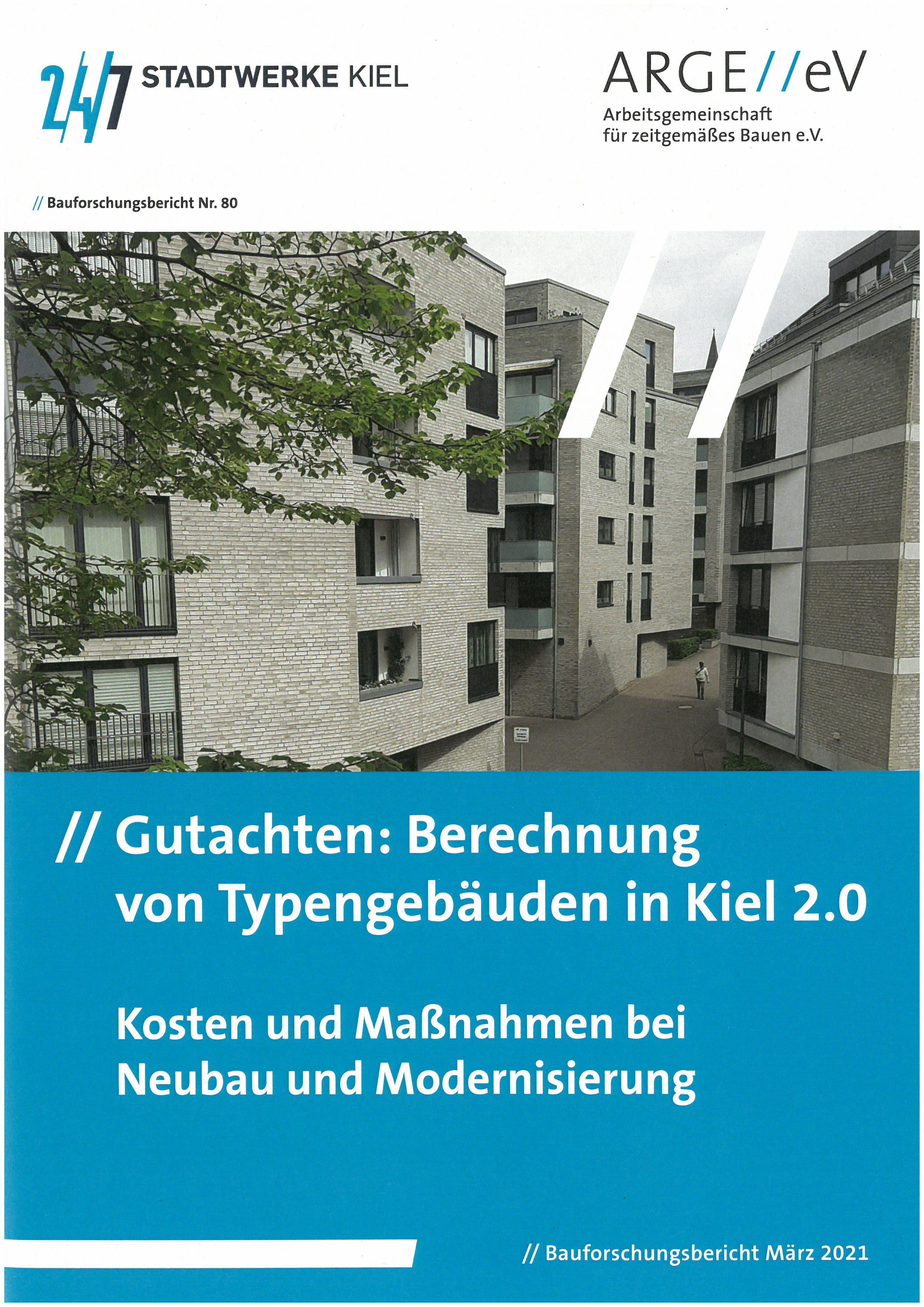 Gutachten: Berechnung von Typengebäuden in Kiel 2.0